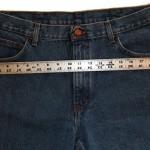 Размер джинсов