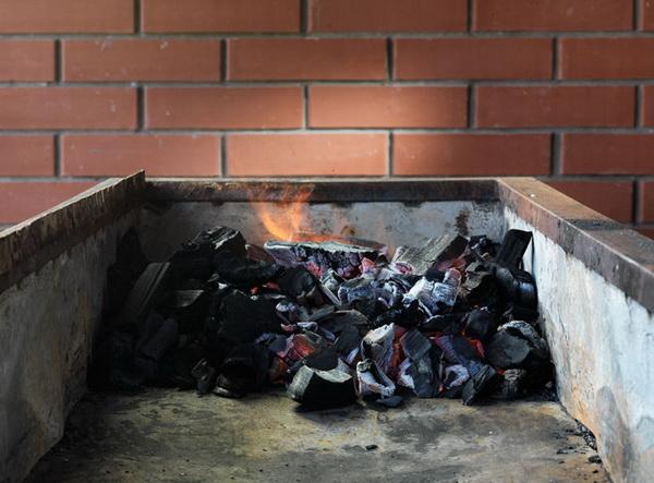 Уголь для шашлыка