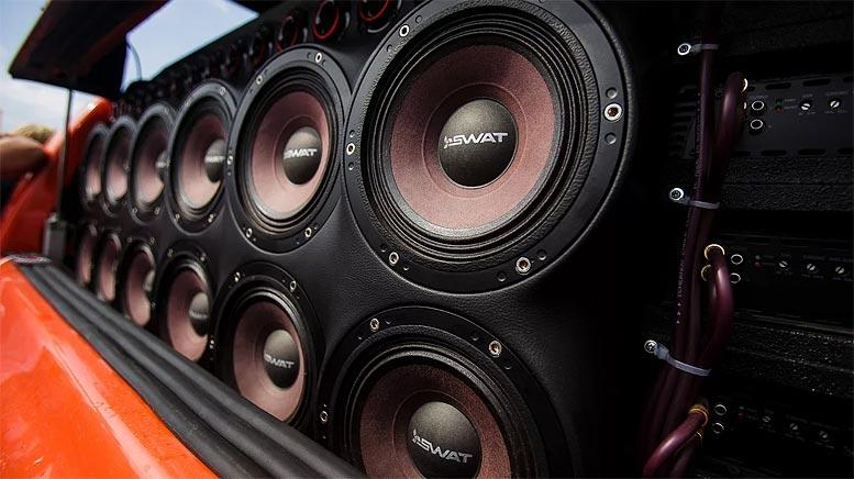 Музыка в машине