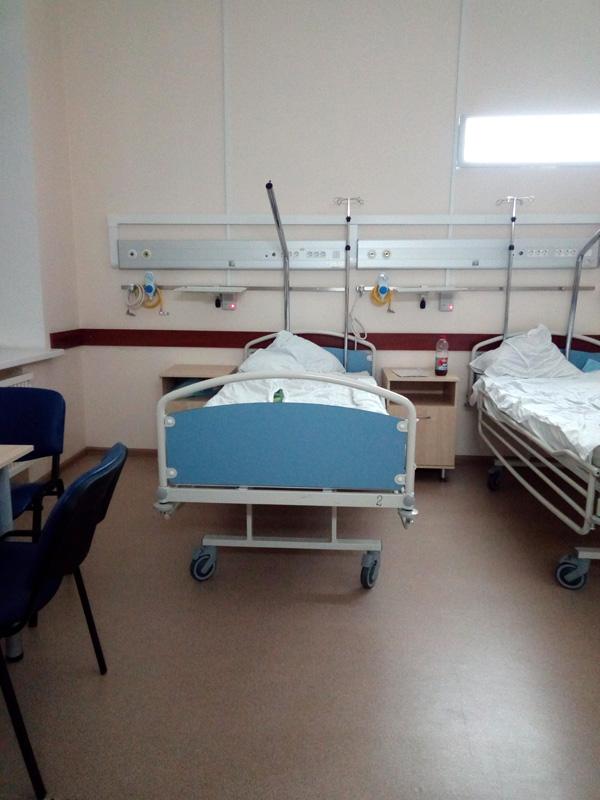 Челюстно-лицевой госпиталь для ветеранов войн на Шаболовке