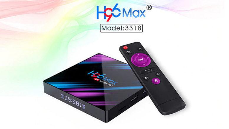 VONTAR H96 MAX RK3318