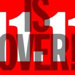 Распродажа 11.11 на Aliexpress закончена
