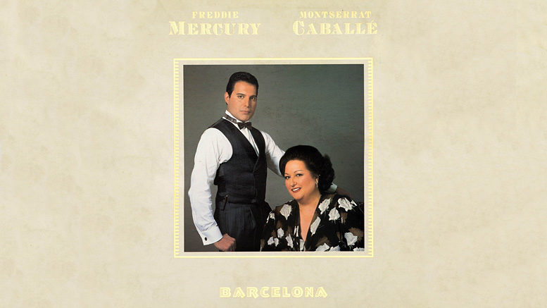 Barcelona - Фредди Меркьюри и Монсеррат Кабалье