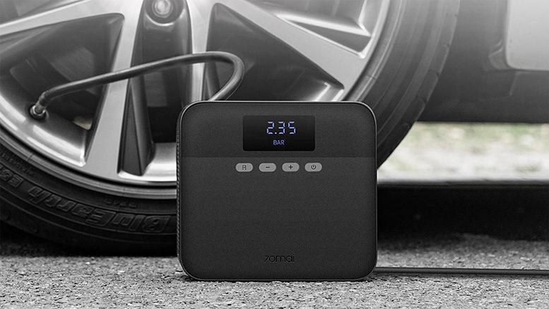Автомобильный компрессор 70mai Lite Midrive TP03