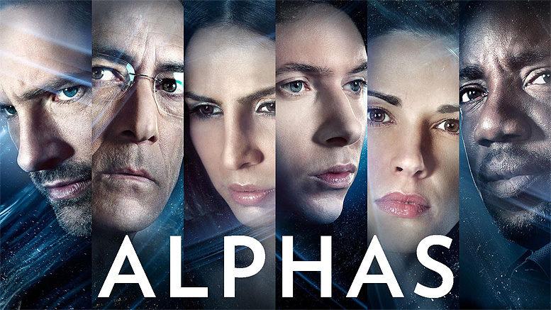 Люди Альфа (Alphas)
