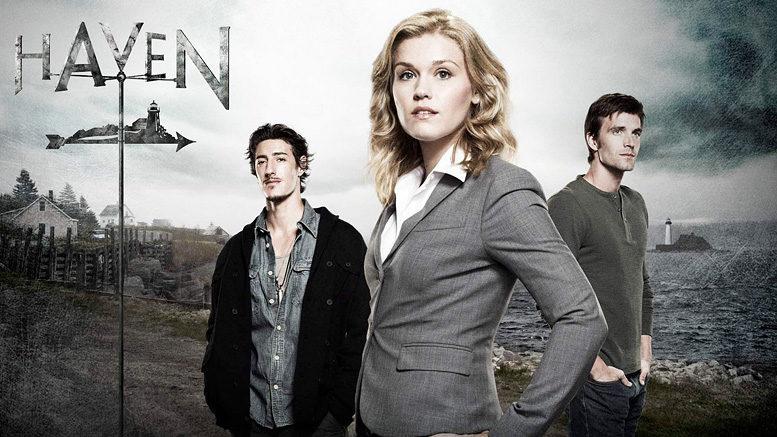 Сериал Тайны Хейвена (Haven)