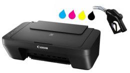 Заправка картриджей Canon MG 2540s
