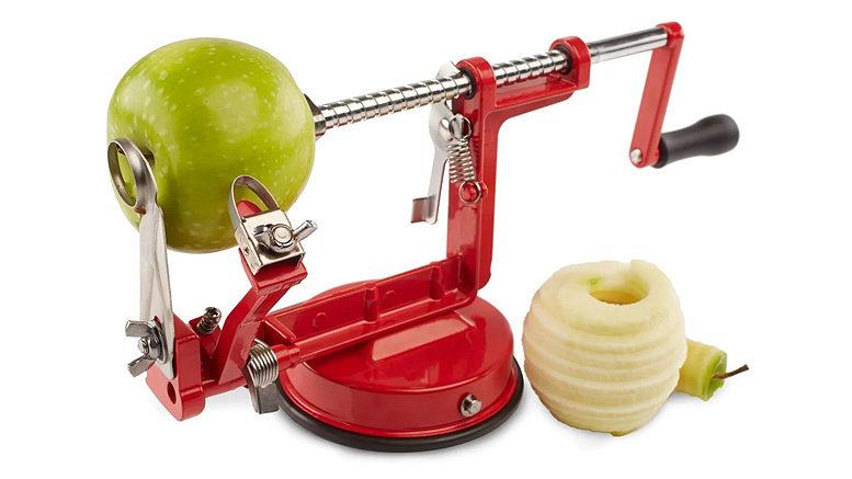 Машинка для чистки и нарезки яблок с Aliexpress
